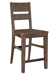 broyhill attic retreat ladderback counter stools set of 2 4990 591