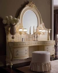 Luxury Bedroom Furniture Elegant Master Bedroom With Drapery Crown