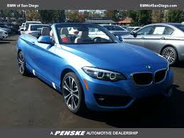 2018 new bmw 2 series 230i at bmw of san diego serving san diego
