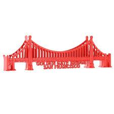 gate bridge souvenir magnet