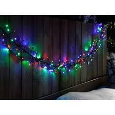 chasing snowflake christmas lights christmas festive lighting icicle lights wayfair co uk
