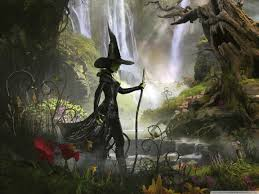 oz the great and powerful wicked witch of the west hd desktop