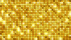 abstract background of led lights yellow stock footage