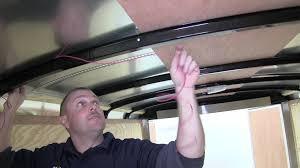 enclosed trailer led lights cargo trailer interior led lighting lilianduval hommum