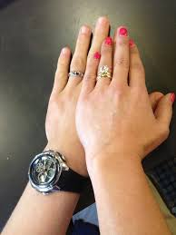 girls rings hands images Girl meets world first look at cory and topanga 39 s wedding rings jpg