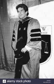 john f kennedy jr at his graduation from nyu law in new