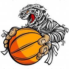 mummy basketball clip art vector clipart halloween mummy