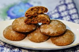 lebkuchen a spice cookie from germany annapurnaz