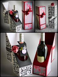Send Wine As A Gift Best 25 Gift Boxes Ideas On Pinterest Diy Box Box And Paper