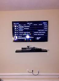 Tv Floating Shelves by 60