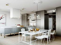 deco kitchen ideas modern home deco kitchen design ideas with brown leather sofa