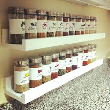 clever storage ideas for small kitchens articles with cool spice storage ideas label glamorous clever