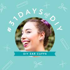 how to make ear cuffs diy these glam ear cuffs pronto brit co