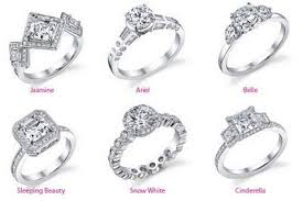 wedding engagement rings disney princess wedding engagement rings diamond ring paperblog