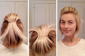julianne hough shattered hair how to go from bedhead to beautiful in 5 minutes flat julianne