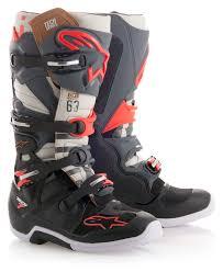 alpinestars tech 3 motocross boots alpinestars tech 7 black jack le boots revzilla