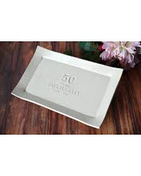 50th anniversary guest book personalized here s a great price on 50th anniversary gift or signature