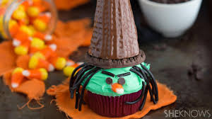 Halloween Witch Cake by Triple Chocolate Witch Cupcakes Are Fun For The Whole Family
