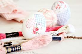 Decorating Easter Eggs With Fabric by 30 Best Easter Egg Decorating Ideas U2022 The Celebration Shoppe