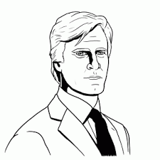how to draw harvey dent harvey dent step by step movies pop