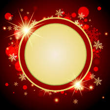 ornate red christmas backgrounds vector material 06 vector