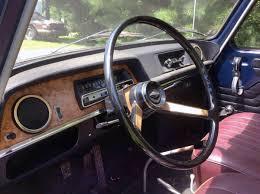 renault dauphine interior 32 000 mile r 10 1967 renault 10