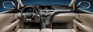 lexus rx interior 2015 lexus rx 450h specs and photos strongauto