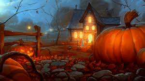 halloween pumpkin backgrounds desktop halloween wallpaper for computer desktop page 2