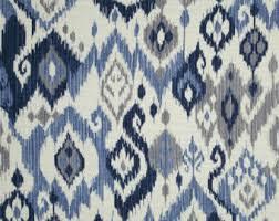 Blue Ikat Curtain Panels Blue Ikat Fabric Calico Corners Pretty Blue Ikat Curtains