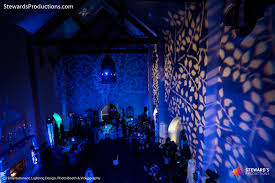 monogram lighting dallas wedding dj steward u0027s productions