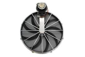 custom fans spal fans mattson s custom radiator and the fan