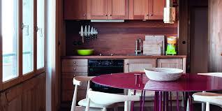 credence cuisine bois la crédence de cuisine en bois pour une pièce 100 nature