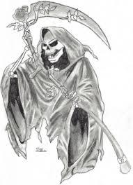 grim reaper by spiffy kitsune on deviantart