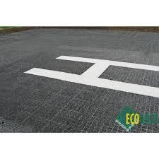20 Square Metres Ecogrid Ecoraster E50 Black 20 Square Metres