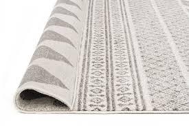 Grey Runner Rug Rug Culture Mirage Adani Modern Tribal Design Grey Runner Rug