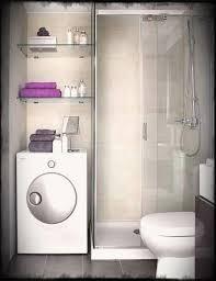 tiny bathroom design ideas beautiful appealing minimalist bathroom with laundry space design