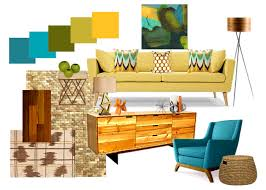 furniture entrancing mad for mid century modern color palette