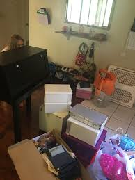 making room for baby how to downsize while expecting little