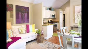 Ideas For Decorating A Small Living Room 25 Best Small Open Plan Kitchen Living Room Design Ideas Youtube