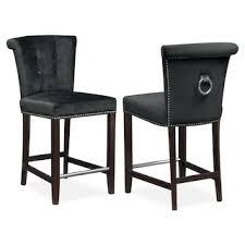 Black And White Bar Stool Counter U0026 Bar Stools Value City Furniture And Mattresses