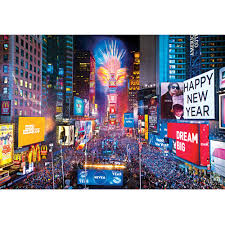 2000 new years buffalo new year s in times square jigsaw puzzle 2 000