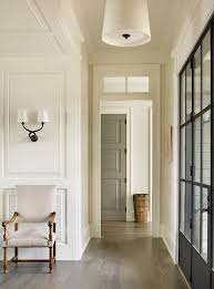 the painted interior front door life on virginia street