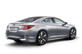 subaru coupe 2015 subaru u0027s 2015 legacy concept looks good in the flesh