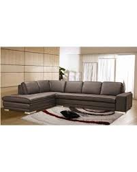Wade Leather Sofa Don T Miss This Deal On Wade Logan Bender Left Leather Sectional