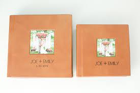 10x10 wedding album leather craftsmen virginia wedding photographer katelyn