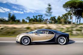 bugatti chiron fuel economy ratings better than veyron still dismal