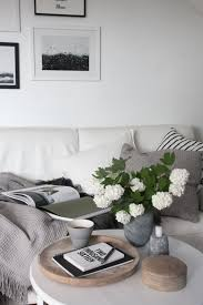Scandi Living Room by Decordots Scandinavian Living Room White And Grey With A Touch