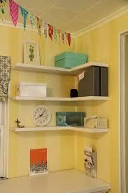 Wall Corner Shelves by 11 Best Diy Corner Shelf Ideas Images On Pinterest Home Corner