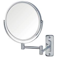 wall mount makeup mirrors