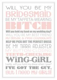 bridesmaid invitation 30 best bridesmaids images on bridesmaid ideas